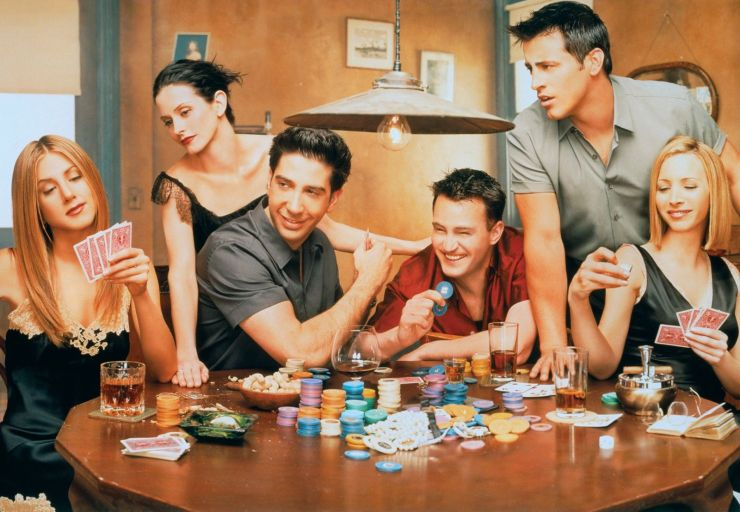 Friends_Cast_Poker